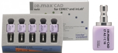 IPS E.MAX CAD LT (Basse Translucidité) C16 A-D  inLab  42-2335