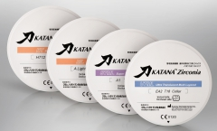 KATANA™ Zirconia series KATANA ZIRCONIA HT 80-600