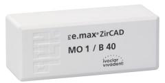 IPS E.MAX ZIRCAD MO (Opacité Moyenne) B40 La boîte de 9 42-2388