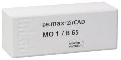 IPS E.MAX ZIRCAD MO (Opacité Moyenne) B65 La boîte de 1 42-3024